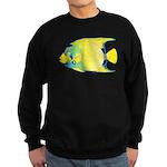 Queen Angelfish c Sweatshirt