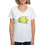 Queen Angelfish c T-Shirt
