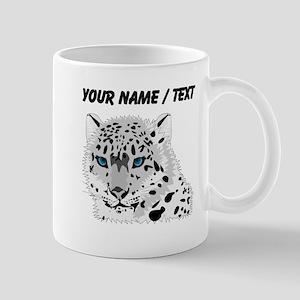 Custom Snow Leopard Mugs