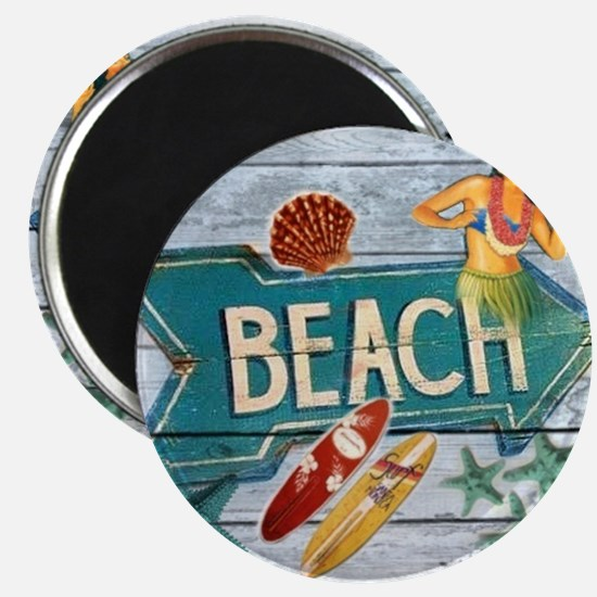 surfer beach fashion Magnet