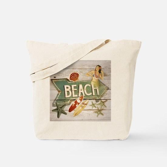surfer beach fashion Tote Bag