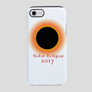 Total Solar Eclipse 2017 iPhone 7 Tough Case