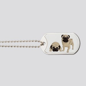 Pugs Dog Tags