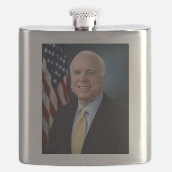 John McCain is the senior United States Senator Fl