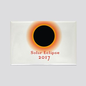 Total Solar Eclipse 2017 Magnets