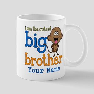 Custom Big Brother Monkey Mug