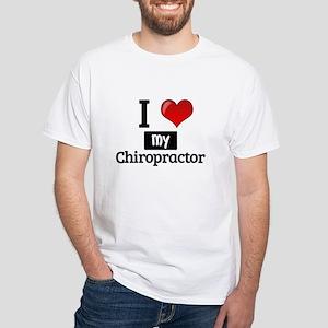 I Heart My Chiropractor T-Shirt