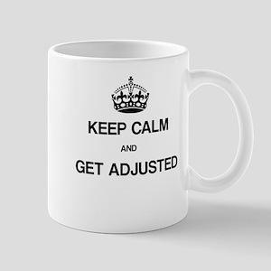 Keep Calm Chiro Mugs