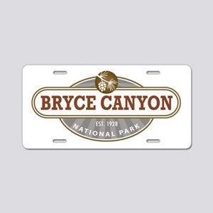 Bryce Canyon National Park Aluminum License Plate