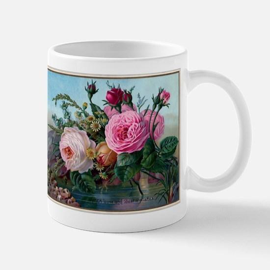 Cute Roses Mug