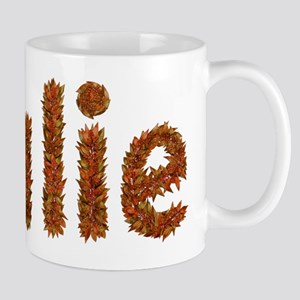 Julie Fall Leaves Mugs