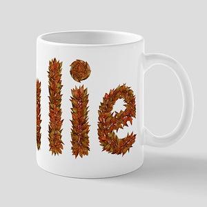 Julie Fall Leaves Mugs