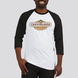 Canyonlands National Park Baseball Jersey