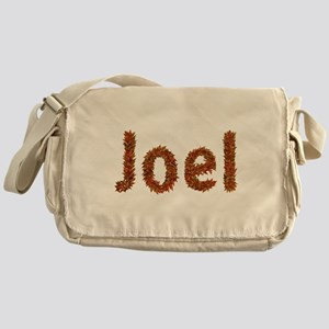 Joel Fall Leaves Messenger Bag