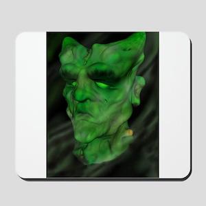 Modern day Frankenstein . Mousepad