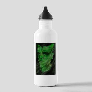 Modern day Frankenstein . Water Bottle