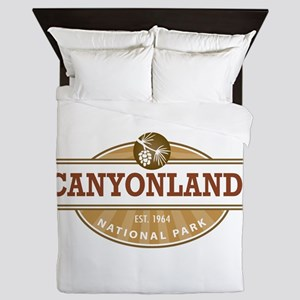Canyonlands National Park Queen Duvet
