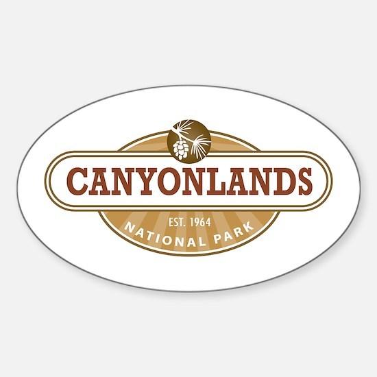 Canyonlands National Park Bumper Stickers