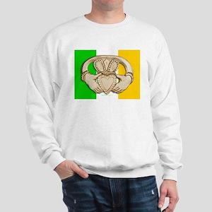 Irish Claddagh Sweatshirt