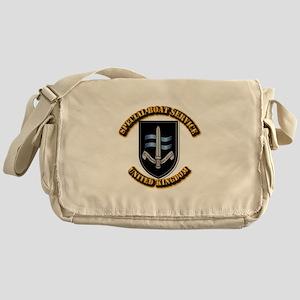 Special Boat Service - UK Messenger Bag