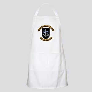 Special Boat Service - UK Apron