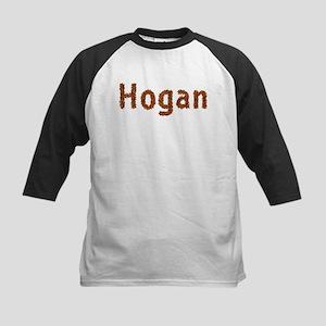 Hogan Fall Leaves Baseball Jersey