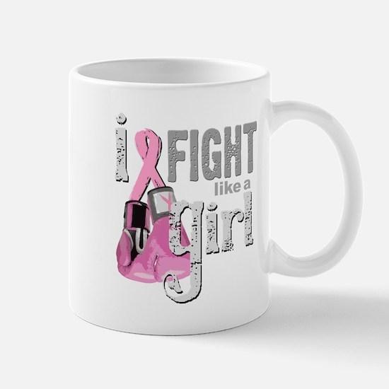 I FIGHT like a Girl Mugs