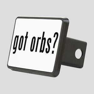got orbs? Rectangular Hitch Cover