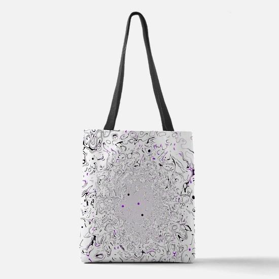 Unique Jacquelyn Polyester Tote Bag