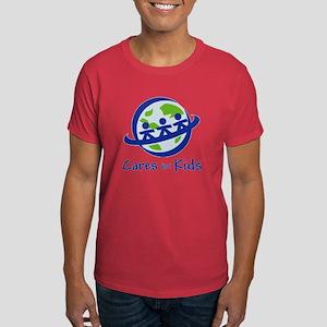 Cares For Kids Dark T-Shirt