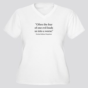 The Art of Poetry, 1674 Plus Size T-Shirt