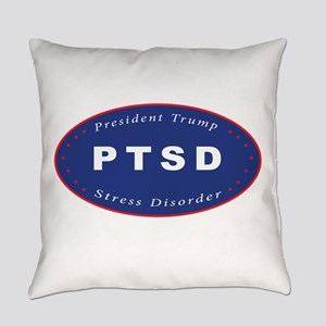 President Trump Stress Disorder Everyday Pillow