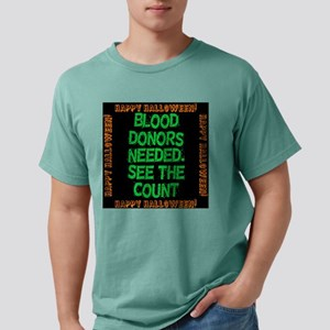 Blood Donors Needed See The Count Mens Comfort Col