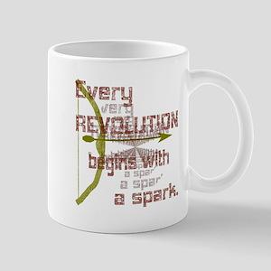 Revolution Spark Bow Arrow Mug