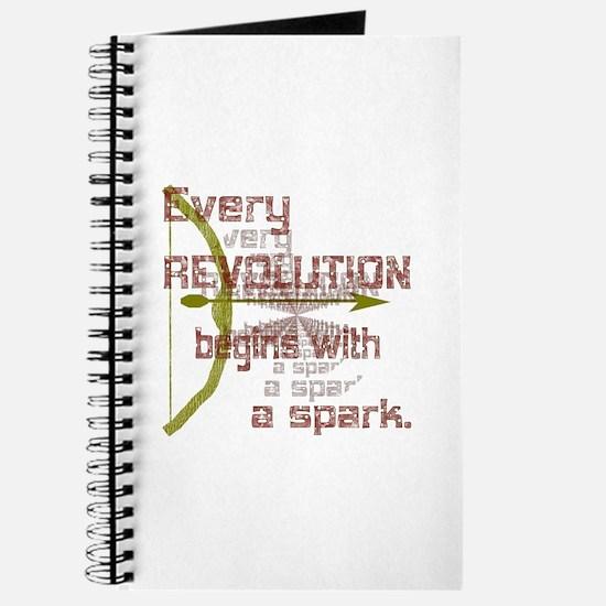 Revolution Spark Bow Arrow Journal
