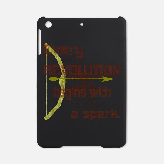 Revolution Spark Bow Arrow iPad Mini Case