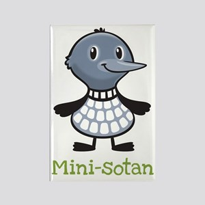 Mini-sotan Baby Loon Magnets