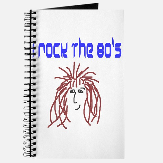 rock the 80's Journal
