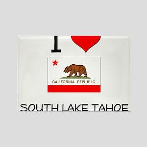 I Love South Lake Tahoe California Magnets