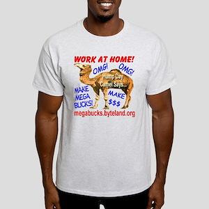 MegaBucks Camel Light T-Shirt