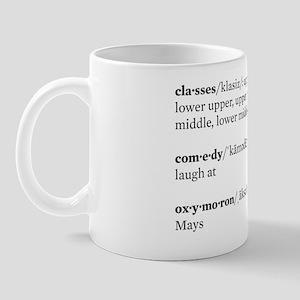 Random Definitions #1 Mug