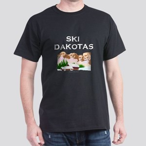 TOP Ski Dakotas Dark T-Shirt