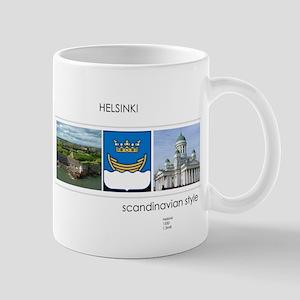 Helsinki souvenirs Mug