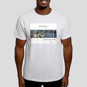 Stockholm souvenirs Light T-Shirt