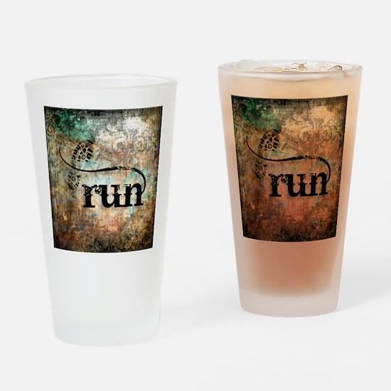 Run by Vetro Designs Drinking Glass