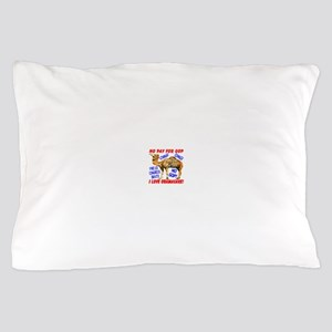 No Pay for GOP Pillow Case