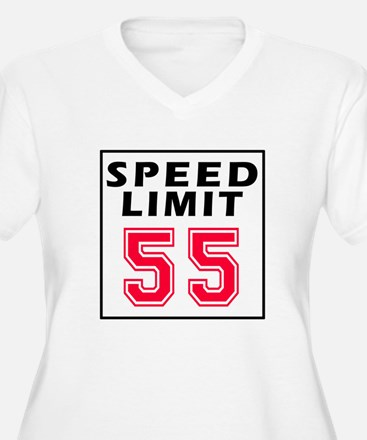 Speed Limit 55 T-Shirt