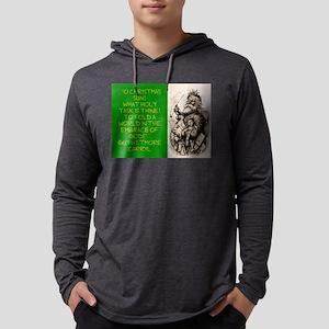 O Christmas Sun - Carryl Mens Hooded Shirt