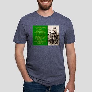 O Christmas Sun - Carryl Mens Tri-blend T-Shirt