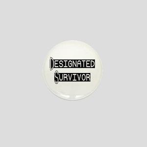 Designated Survivor Mini Button